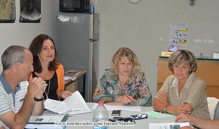 Conférence de presse du 18 août 2017 au PLVG