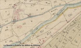 Le Bastan à Esterre au début du XIXème siècle