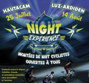 Hautacam et Luz-Ardiden Night Expérience: vivez une expérience cyclo de nuit ...