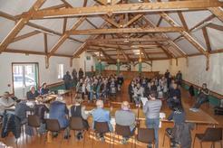 Inauguration Patrimoine en Balade; Omex le 20 Octobre 2015