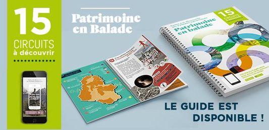 Application Patrimoine en Balade