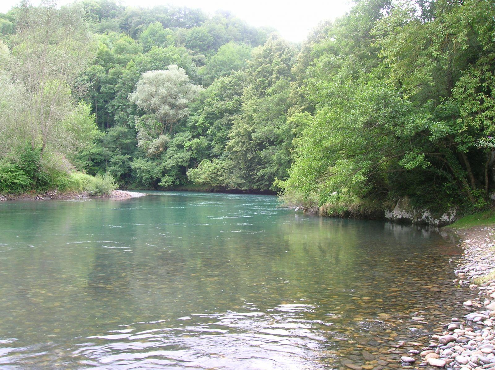 La gestion de l'eau sur le... le contrat de rivière gave de pau la